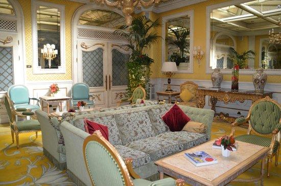 Hotel Splendide Royal: salon