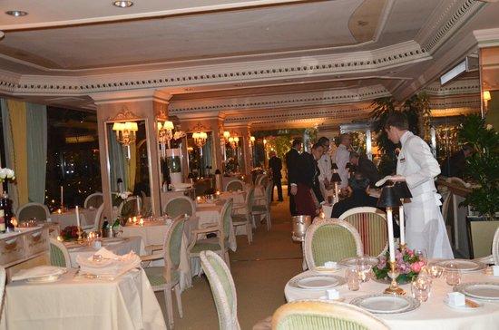 Hotel Splendide Royal: salle à manger