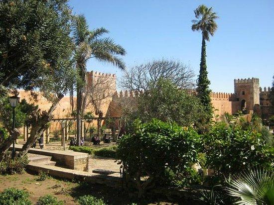 The Repose : Rabat Kasbah Andalusian Gardens