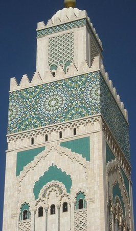 The Repose: Casablanca Hassan II Mosque
