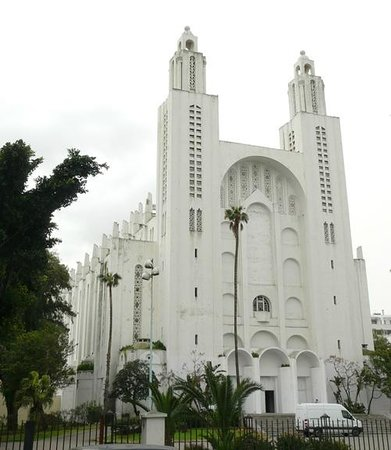 The Repose: Casablanca Sacre Coeur