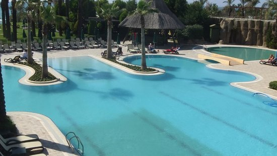 Alva Donna Beach Resort Comfort: Открытый бассенй