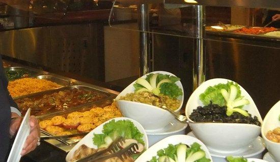 Alva Donna Beach Resort Comfort: Ужин