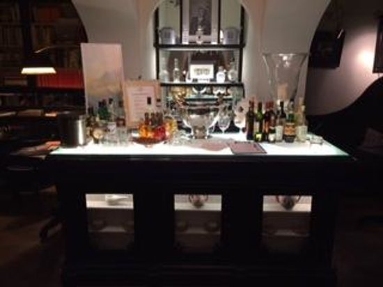 Hotel Cellai: Main Bar