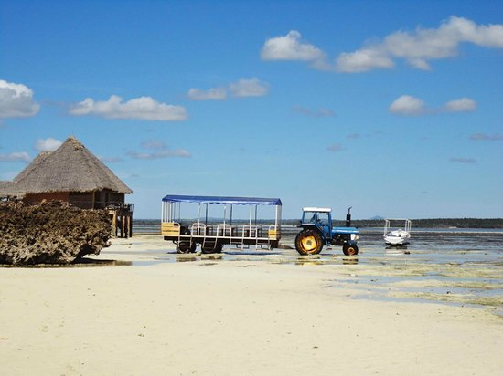 The Sands At Chale Island : How to get to the island