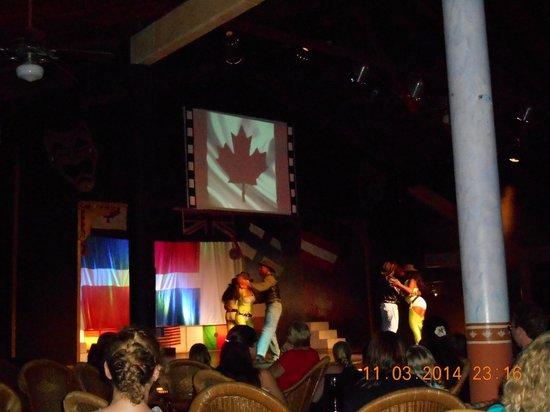 Grand Bahia Principe San Juan : entertainment