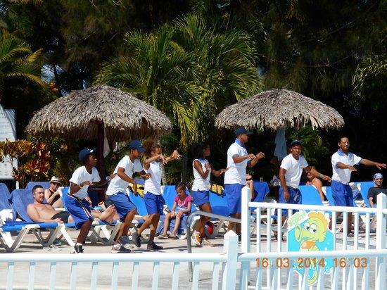 Grand Bahia Principe San Juan : pool