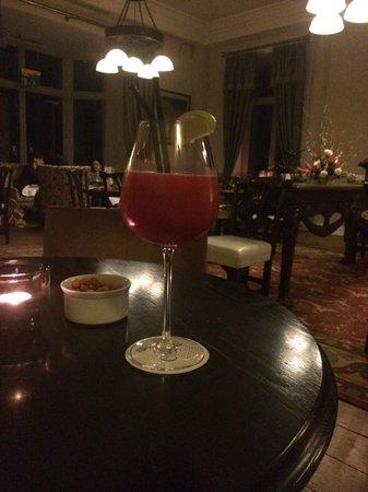 Lough Eske Castle, a Solis Hotel & Spa: Cocktails!