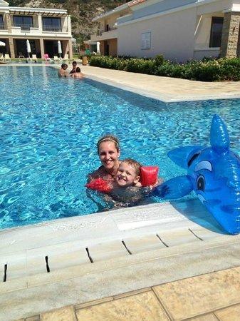 La Marquise Luxury Resort Complex: Swimming!
