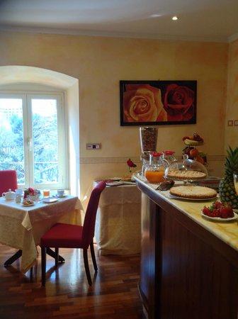 Bellavista: sala colazione