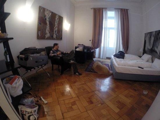 Hotel Zum Dom: Bedroom