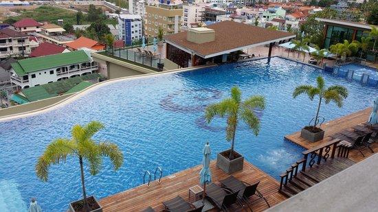 The Senses Resort & Pool Villas: Infinity Pool