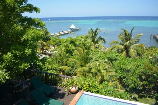 Mayoka Boutique Hotel: Another view from room