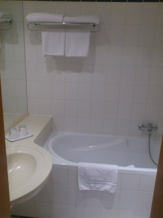 Astoria Hotel : Ванна