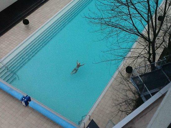 Hotel & Spa Der Steirerhof : Sportbecken