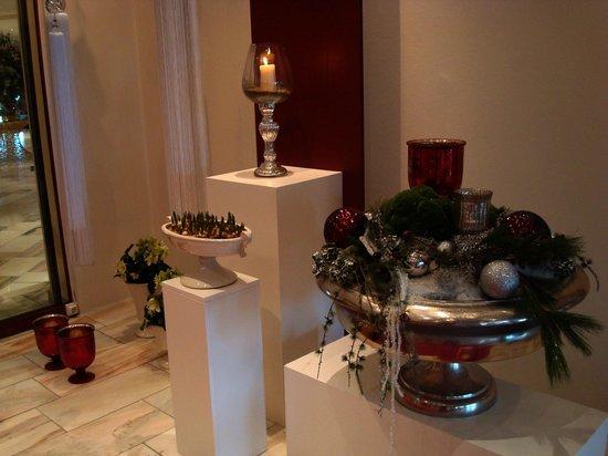 Hotel & Spa Der Steirerhof : Weihnachtsdekoration
