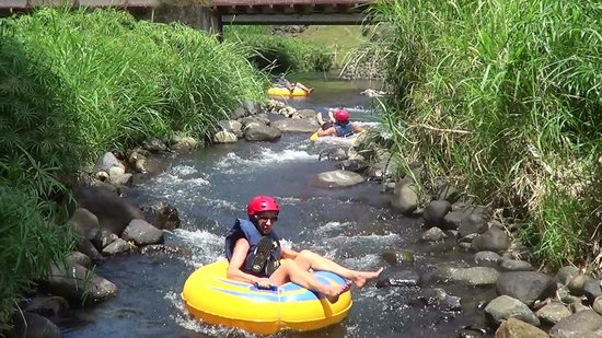Sunsation Tours: River Tubing