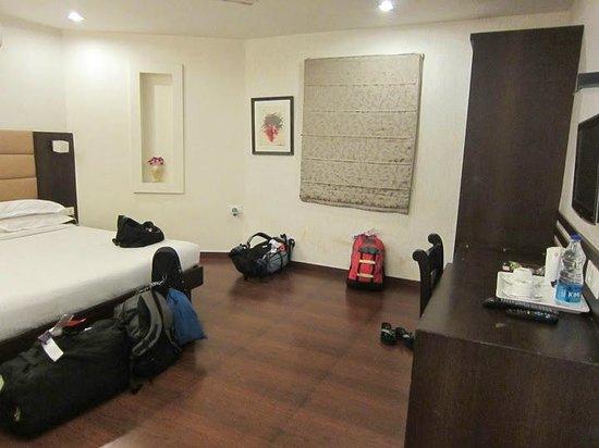 Relax Inn : Room