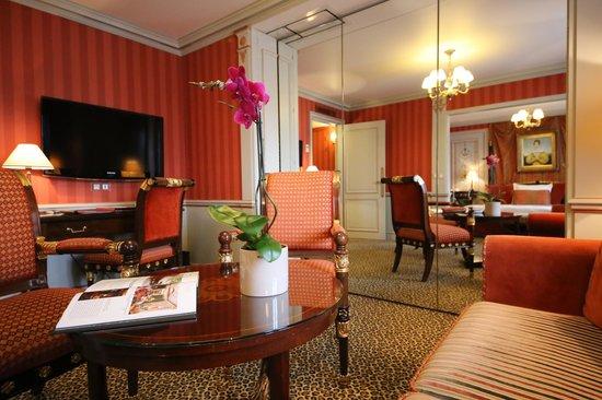 Hotel Napoleon Paris: Suite