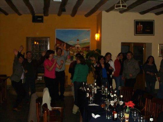 El Batan: bailar