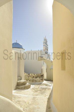 SantoriniExperts: Venetian Castles