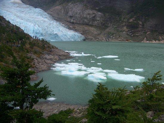 Turismo 21 de mayo: glaciar