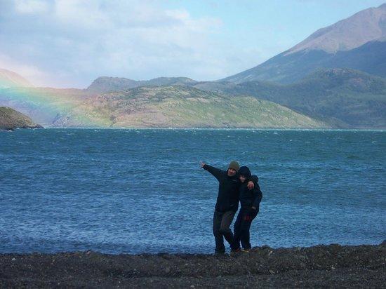 Turismo 21 de mayo: arcoiris