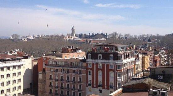 Levni Hotel & Spa: 1404 View - Topkapi