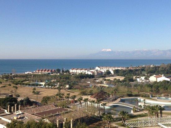 Kervansaray Lara Hotel : View from Room 8241