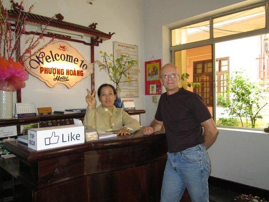 Phuong Hoang - Phoenix Hotel : MRS MOON