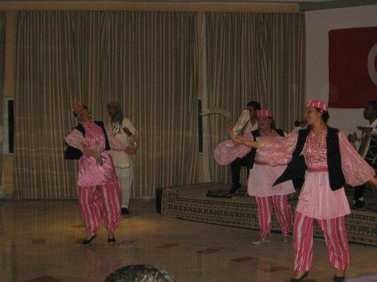 Palais des Iles Djerba Hotel: danses orientales