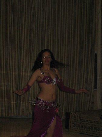 Palais des Iles Djerba Hotel: Spectacle danse du ventre