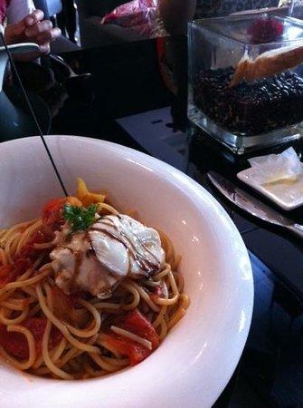 Greg's restaurant: パスタのランチ