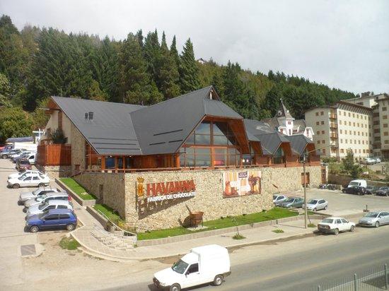 Alma del Lago Suites & Spa: Vista de la habitacion
