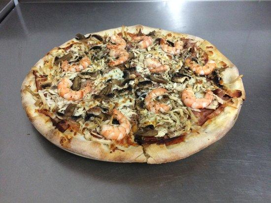 Naye Pizzeria: Pizza Loreto