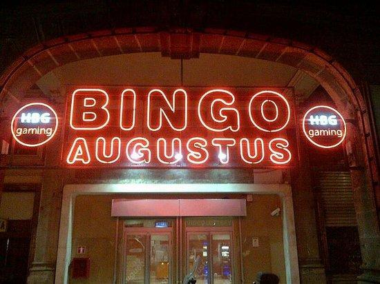Sala Bingo Augustus