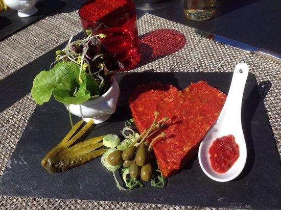 Restaurant Schloss Schartenfels: Einfach traumhaft
