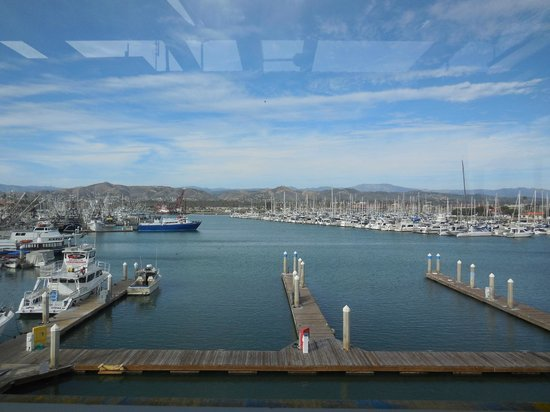 Brophy Bros. Seafood Restaurant & Clam Bar : View from Patio