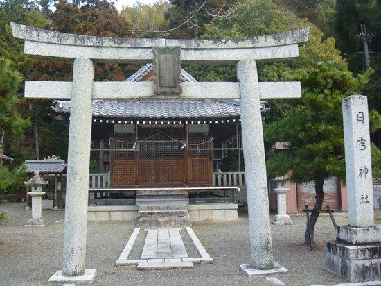 Hie Shrine : 鳥居