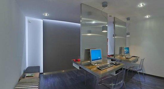 Hotel Lido : Business Center