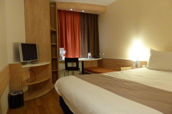 Ibis Budapest Centrum: Nice room at Ibis