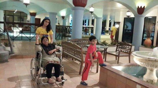Hilton Fujairah Resort : Lobby