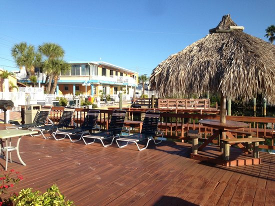 Bayview Plaza Waterfront Resort : loved the docks