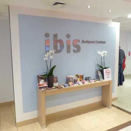 Ibis Budapest Centrum : Ibis Centrum in Budapest