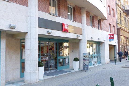 Ibis Budapest Centrum : Ibis Centrum Budapest