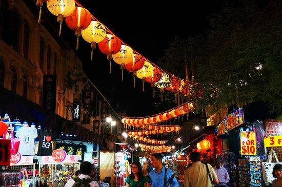 Chinatown Street Market: Lampions