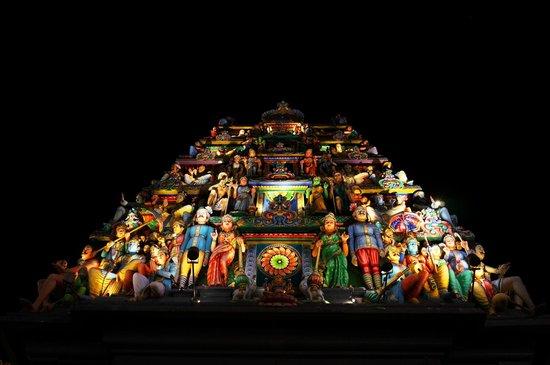 Chinatown Street Market: Hindu Temple