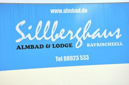 Sillberghaus Almbad & Lodge: logo Sillberghaus