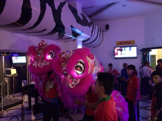 LV Pub: At Chinese New Year 2014