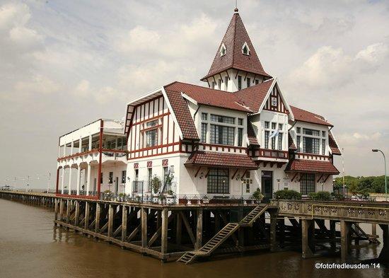 Alvear Art Hotel: Club de Pescadores, bezoekje waard